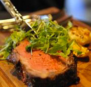 CHARCUT Roast House steak dish