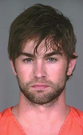 Chase Crawford mugshot
