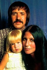 """Sonny & Cher with Chastity """"Chaz"""" Bono"""