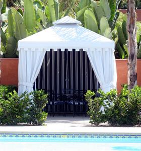 Spa at Rancho Valencia Resort, San Diego