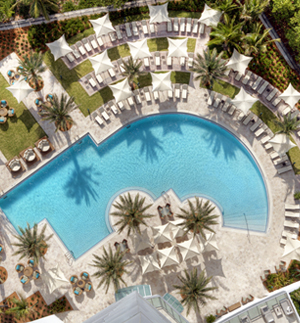 ONE Bal Harbour Resort & Spa, Florida