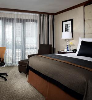 Millennium Bostonian Hotel, Boston