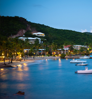 Bolongo Bay Beach Resort, St. Thomas