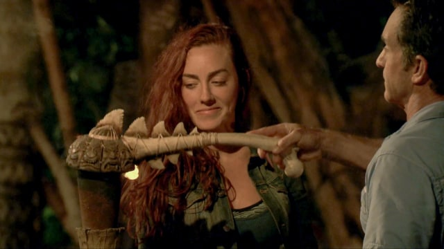 Chelsea Townsend voted off Survivor: Ghost Island