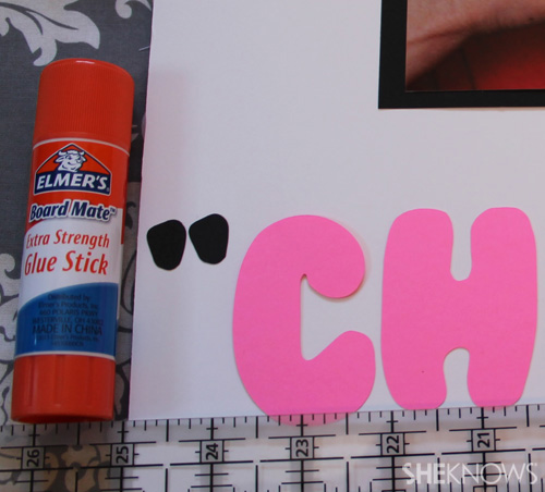 Create your letters