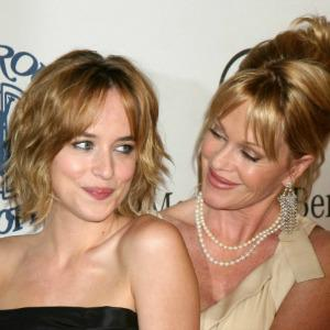 Melanie Griffith and other celebs react
