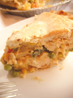 Chicken Pot Pie   Sheknows.com