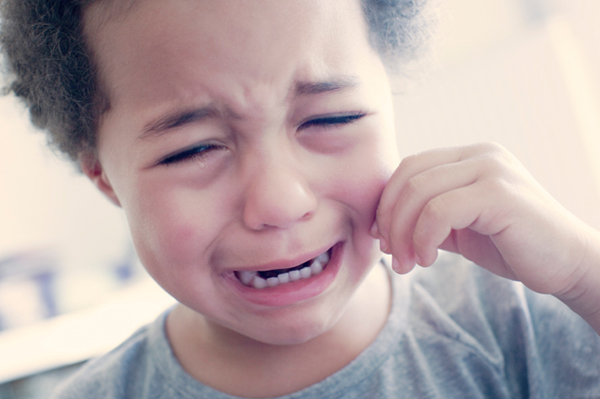 Child crying | Sheknows.com