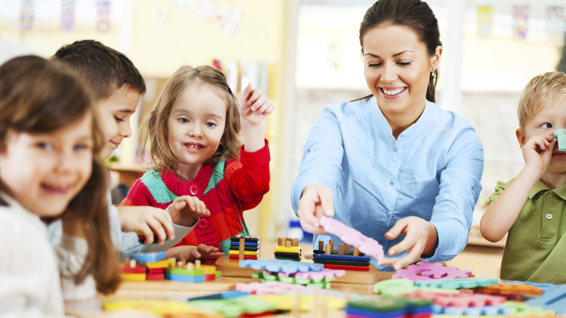Children at daycare | Sheknows.com