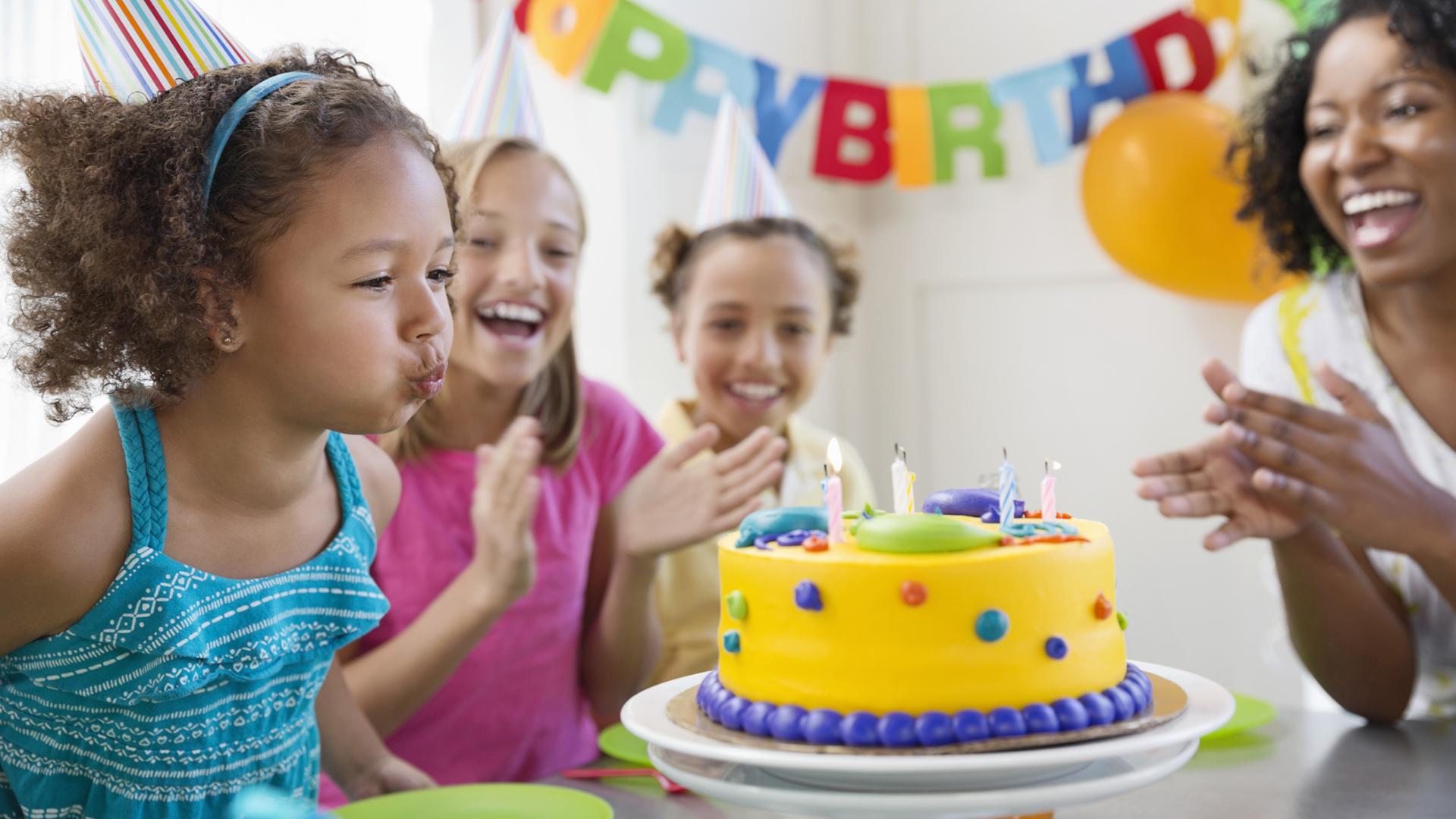 Children celebrating birthday | Sheknows.com