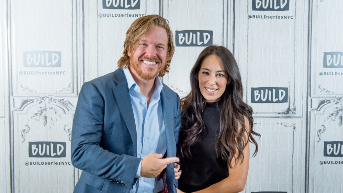 Chip and Joanna Gaines discuss 'Capital