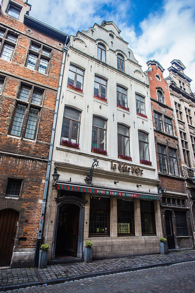 Where to Shop: Brussels Museum of Cocoa and Chocolate
