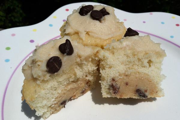 Chocolate chip cookie dough truffle recipe