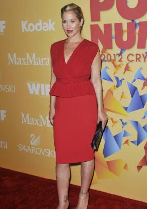 Christina Applegate at Women in Film 2012