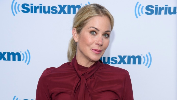 Christina Applegate shares 20-year struggle with