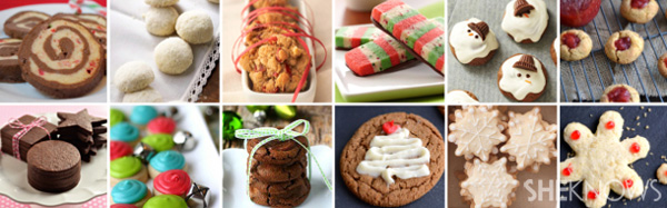 Holiday cookie recipes for cookie swap | SheKnows.com