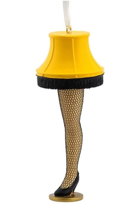 'Christmas Story' Leg Lamp Ornament.