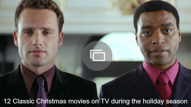 christmas movies slideshow