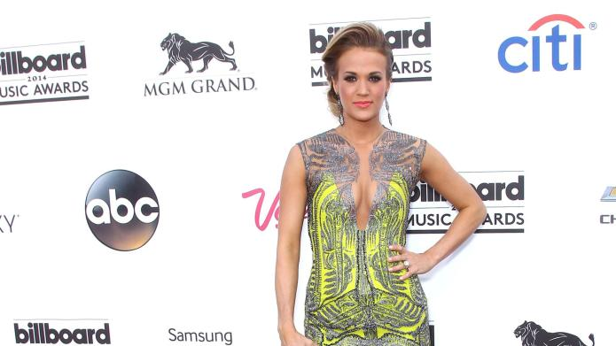 2014 Billboard Awards Red Carpet at