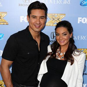 It S A Boy For Mario Lopez And Wife Courtney Sheknows