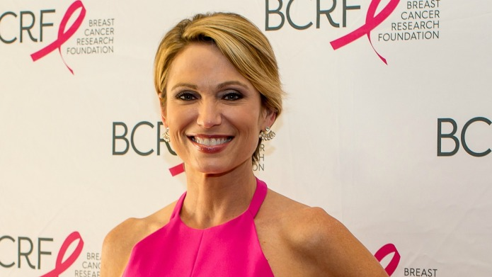GMA's Amy Robach made a huge