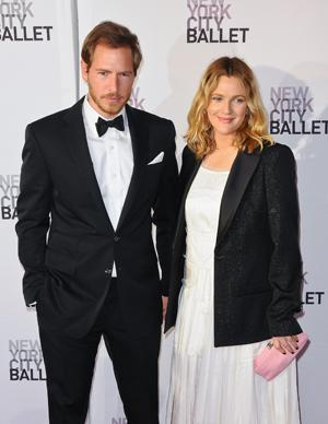 Drew Barrymore hopes third time is