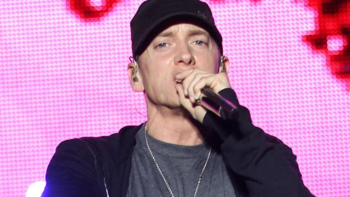 Rap Artist performing at the 'Epicenter