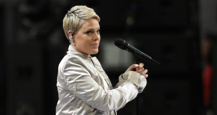 Pink's Latest Mistake Is Hilariously Relatable