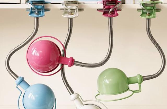 hi-light clip lights
