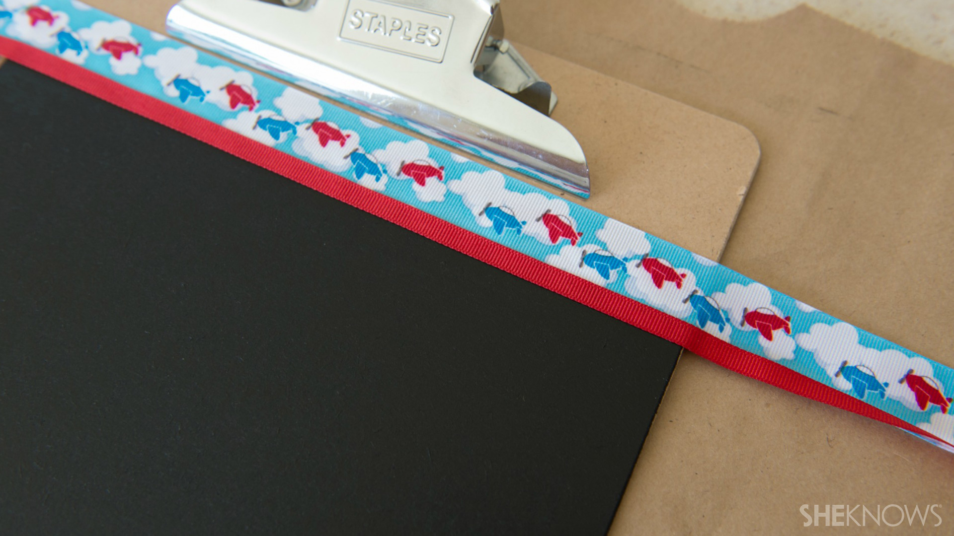 Clipboard | Sheknows.com - cut ribbon