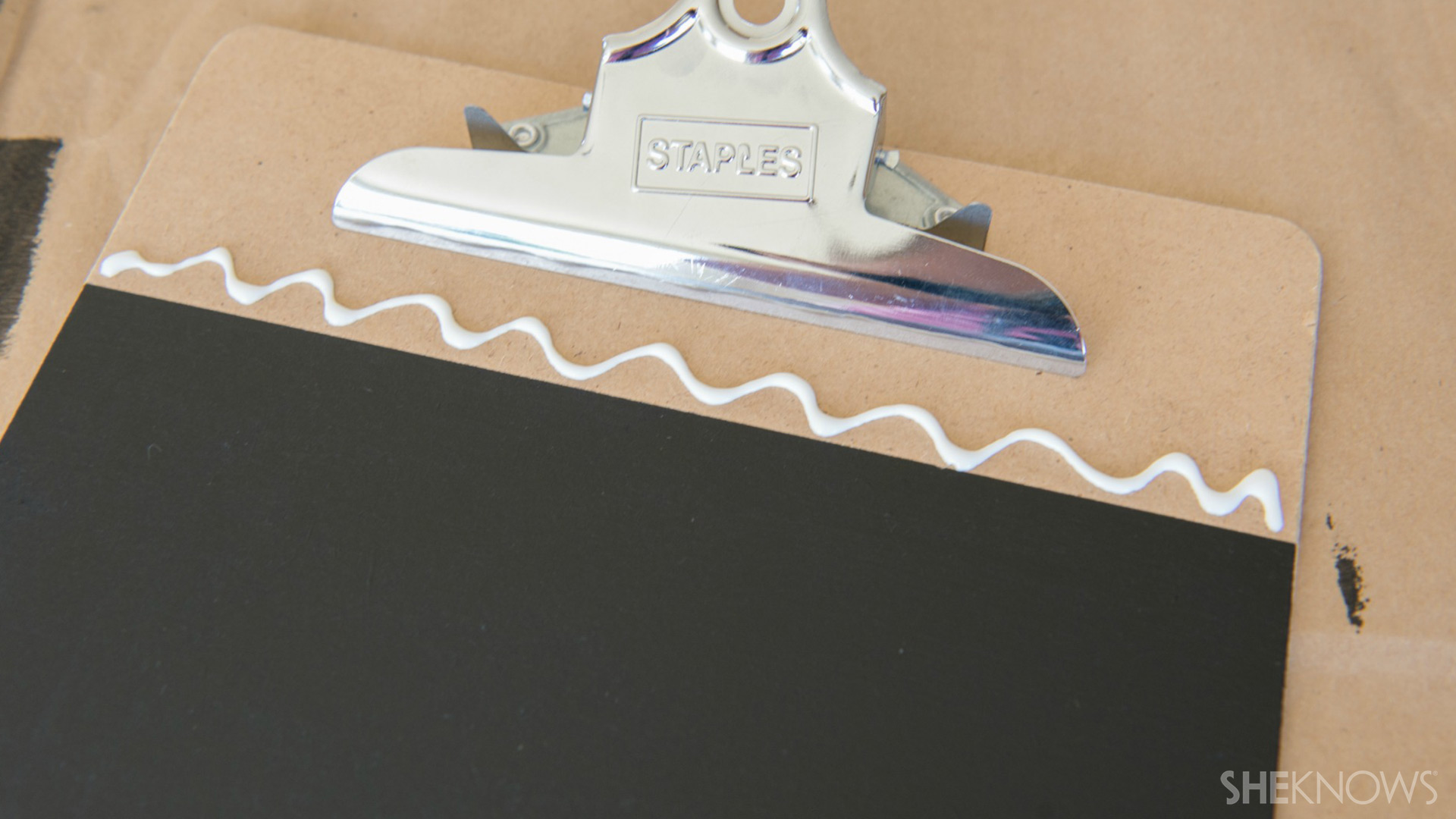 Clipboard | Sheknows.com - glue ribbon
