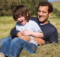 Clive Owen stars in The Boys are Back