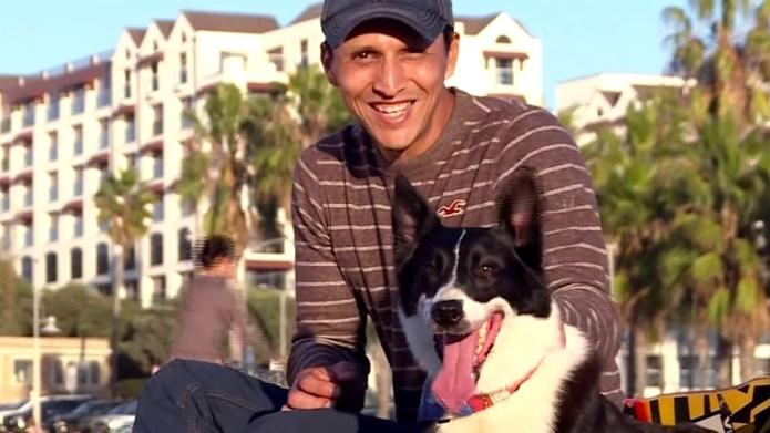 America's Got Talent's Patrick and dog