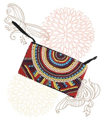 Clutch from Forever 21, $17.80