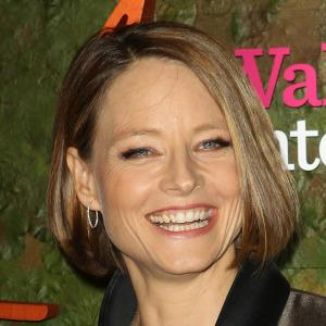 Surprise! Jodie Foster is married