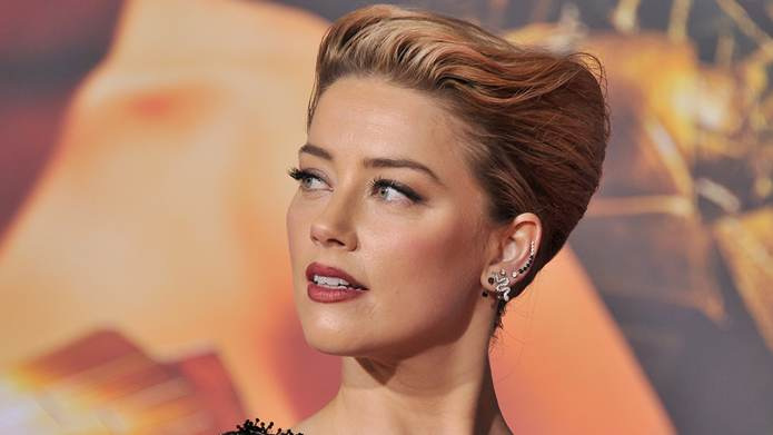 Hollywood Wanted Amber Heard to Hide