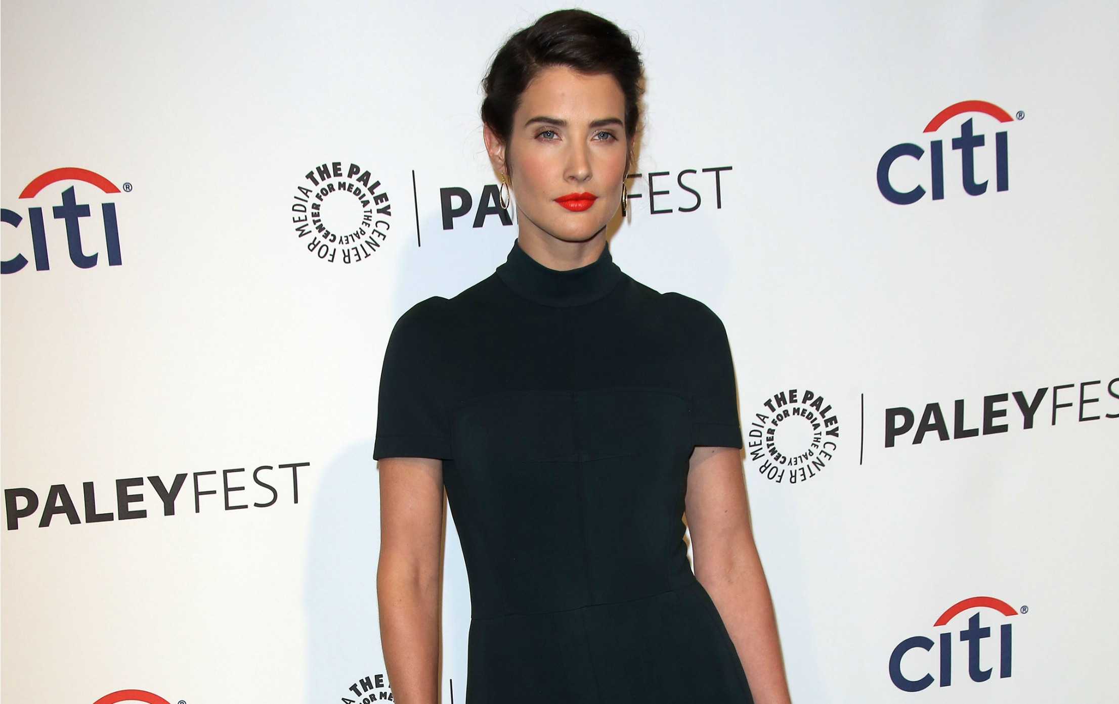 Cobie Smulders reunites with Agents of SHIELD