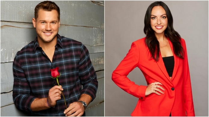 'Bachelor' star Colton Underwood and contestant