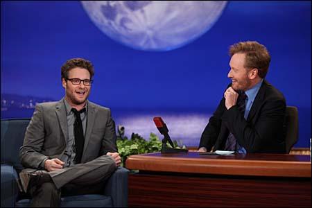 Conan O'Brien's new show Conan is a ratings success