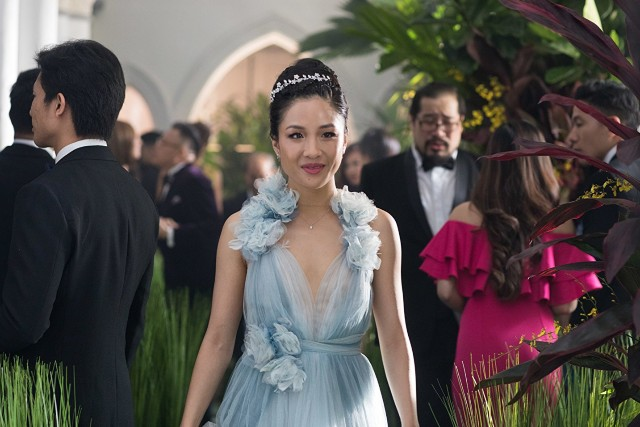 Photo of Constance Wu in 'Crazy Rich Asians'