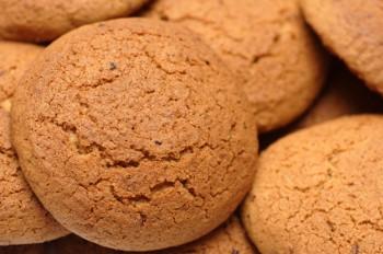 Five-Spice Tea Cookie
