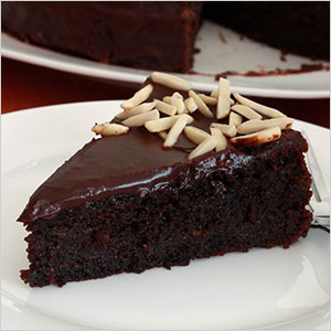 Chocolate almond cake | Sheknows.ca