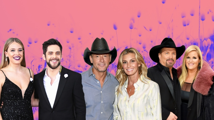 Country Couples We Sing Praises of