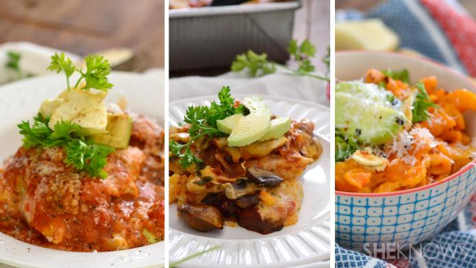 3 Super-easy tortilla casseroles to make
