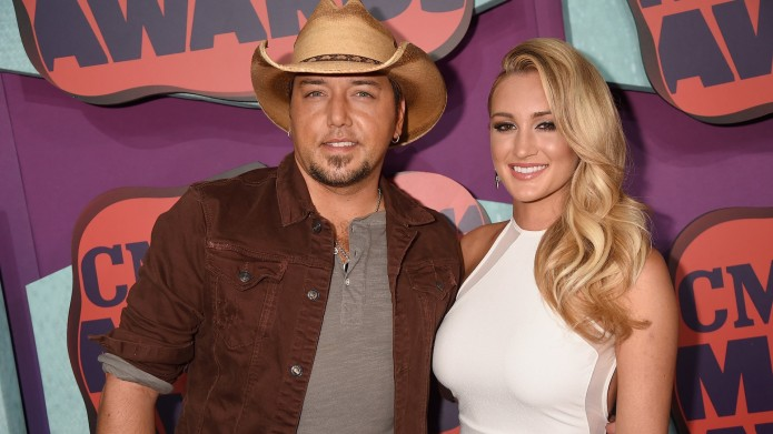 Jason Aldean, Brittany Kerr Welcome Baby