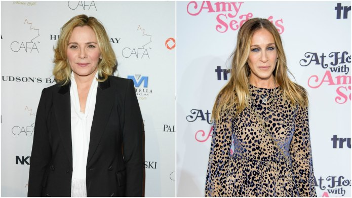 Kim Cattrall Doesn't Want Sarah Jessica