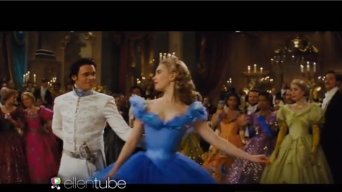 Cinderella remake is more like Fifty