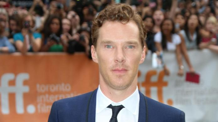 PHOTO: Benedict Cumberbatch as Mr. Darcy