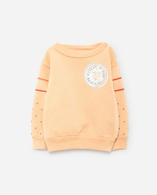 Baby Clothes We Wish We Could Wear Ourselves: Cream Bear Sweatshirt