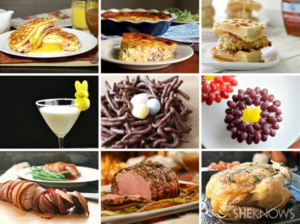 Creative Easter food ideas
